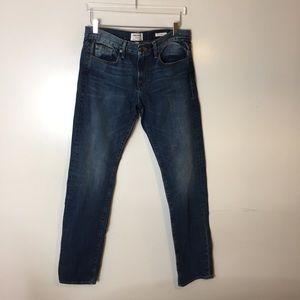 Frame Men's Blue Tahoe l'homme Jeans. 33